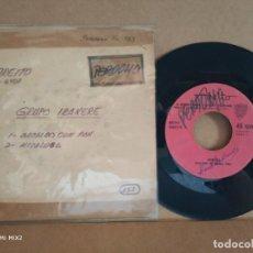 Discos de vinilo: GRUPO IRAKERE ( LATIN JAZZ SOUL) SINGLE MISALUBA /BACALAO CON PAN. Lote 138621314