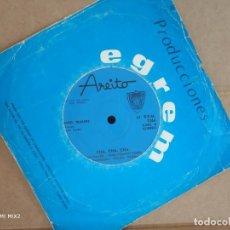 Discos de vinilo: GRUPO IRAKERE CON CHUCHO VALDÉS (JAZZ SOUL LATINO) SINGLE DIME EN QUÉ MOMENTO /CHA CHA CHA. Lote 138624574