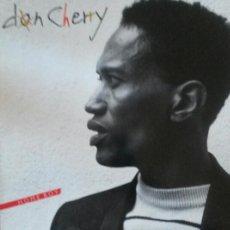 Discos de vinilo: DON CHERRY.HOME BOY.LP. Lote 138648418