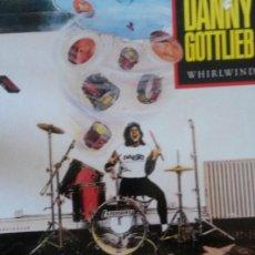 Discos de vinilo: DANNY GOTTLIEB.WHIRLWIND.LP. Lote 138648722