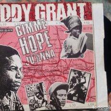 Discos de vinilo: EDDY GRANT ?– GIMME HOPE JO'ANNA (HISPAVOX, 1988). Lote 138661470
