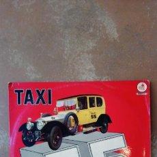 Discos de vinilo: TAXI 55 - MAXI SINGLE 1981 - SPAIN - ELECTRÓNICA - ITALODANCE - ITALO-DISCO. Lote 138663150