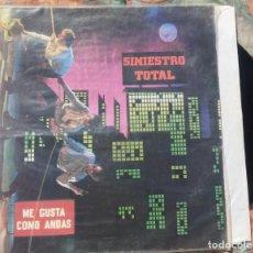 Discos de vinilo: SINIESTRO TOTAL - ME GUSTA COMO ANDAS (DRO, 1988) /// EXTREMODURO HERDEIROS REINCIDENTES BOIKOT LEÑO. Lote 138669810
