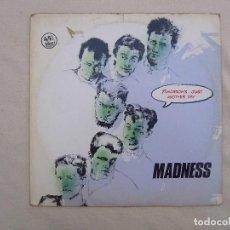 Discos de vinilo: MADNESS_TOMORROW'S JUST ANOTHER DAY_VINILO MAXI SINGLE 12'' EDICION ESPAÑOLA_1983. Lote 138671398