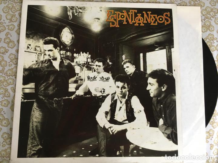 LP ESPONTANEOS-ESPONTANEOS (Música - Discos - LP Vinilo - Grupos Españoles de los 90 a la actualidad)