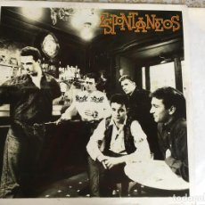 Discos de vinilo: LP ESPONTANEOS-ESPONTANEOS. Lote 138677370