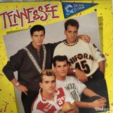 Discos de vinilo: LP TENNESSEE-UNA NOCHE EN MALIBU. Lote 138677854