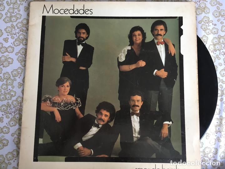 LP MOCEDADES-AMOR DE HOMBRE (Música - Discos - LP Vinilo - Grupos Españoles de los 90 a la actualidad)