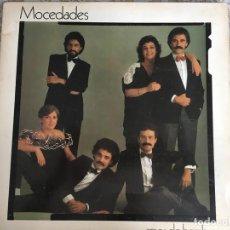 Discos de vinilo: LP MOCEDADES-AMOR DE HOMBRE. Lote 138679254