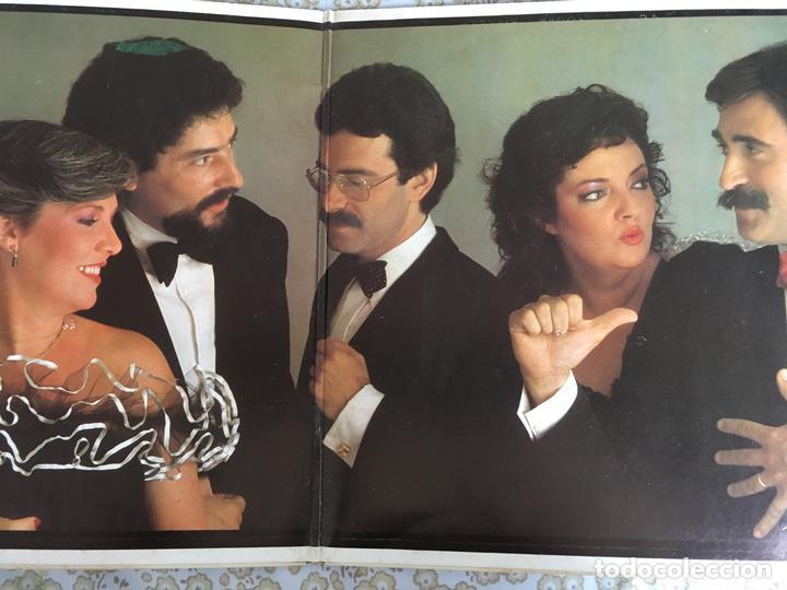 Discos de vinilo: LP MOCEDADES-AMOR DE HOMBRE - Foto 2 - 138679254