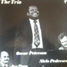 Discos de vinilo: OSCAR PETERSON .THE TRIO.LP. Lote 138686942