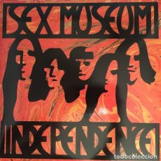 Discos de vinilo: SEX MUSEUM - INDEPENDENCE - 2016 MUNSTER RECORDS REISSUE - 180 GRAM GATEFOLD SLEEVE VINYL. Lote 138693994