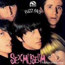 Discos de vinilo: SEX MUSEUM - FUZZ FACE - LP+CD - 2016 MUNSTER RECORDS REISSUE - 180 GRAM VINYL. Lote 138694642