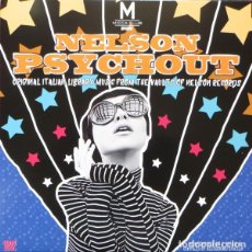 Discos de vinilo: I MARC 4 - NELSON PSYCHOUT - ORIGINAL ITALIAN LIBRARY MUSIC FROM THE VAULTS OF NELSON RECORDS. Lote 138699742