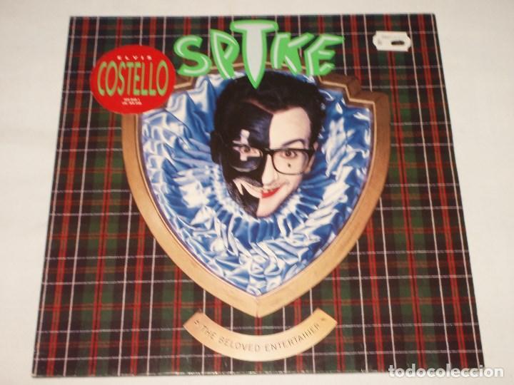 ELVIS COSTELLO – SPIKE GERMANY 1989 WARNER BROS RECORDS (Música - Discos - LP Vinilo - Pop - Rock - New Wave Extranjero de los 80)
