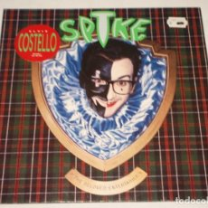 Discos de vinilo: ELVIS COSTELLO – SPIKE GERMANY 1989 WARNER BROS RECORDS. Lote 138703886