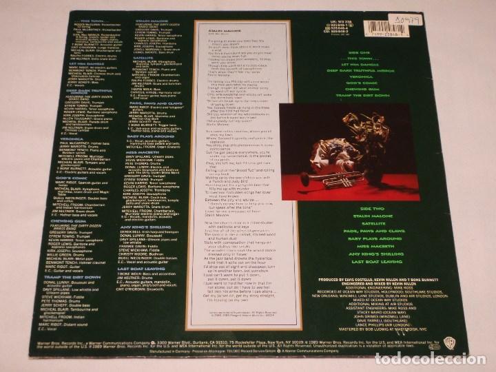 Discos de vinilo: Elvis Costello – Spike GERMANY 1989 WARNER BROS RECORDS - Foto 2 - 138703886