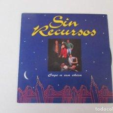 Discos de vinilo: SIN RECURSOS COGE A ESA CHICA EMI 1991. Lote 138706146