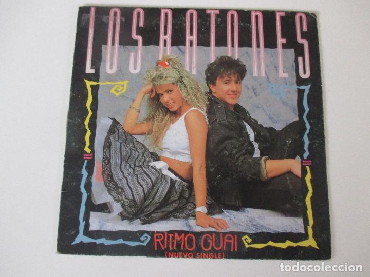 LOS RATONES RITMO GUAI/ MAS FIESTAS FONOMUSIC 1989 (Música - Discos - Singles Vinilo - Grupos Españoles de los 70 y 80)