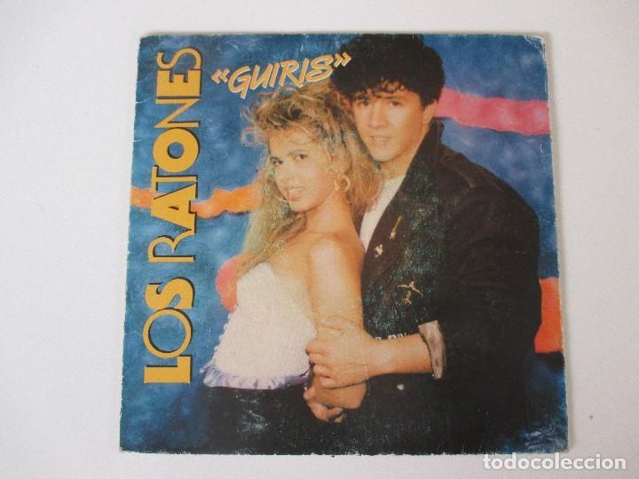 LOS RATONES GUIRIS FONOMUSIC 1988 (Música - Discos - Singles Vinilo - Grupos Españoles de los 70 y 80)