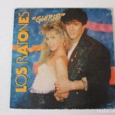 Discos de vinilo: LOS RATONES GUIRIS FONOMUSIC 1988. Lote 138709086