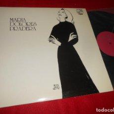 Discos de vinilo: MARIA DOLORES PRADERA LP 1975 ZAFIRO GATEFOLD DICION ESPAÑOLA SPAIN. Lote 138717006