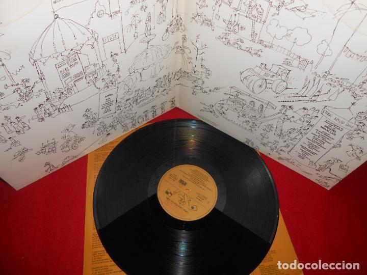 Discos de vinilo: JOAN MANUEL SERRAT CADA LOCO CON SU TEMA LP 1983 ARIOLA GATEFOLD DICION ESPAÑOLA SPAIN - Foto 2 - 138717254