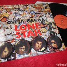 Discos de vinilo: LONE STAR OVEJA NEGRA LP 1979 CIRCULO COMO NUEVO. Lote 138729134