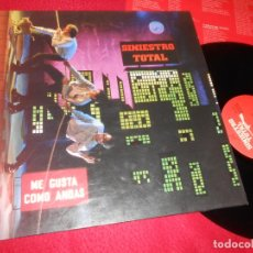 Discos de vinilo: SINIESTRO TOTAL ME GUSTA COMO ANDAS LP 1988 DRO MOVIDA ROCK. Lote 138729178