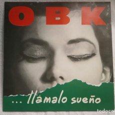 Discos de vinilo: OBK_LLAMALO SUEÑO DEPECHE MODE_VINILO LP 12'' EDICION ESPAÑOLA_1991 COMO NUEVO!!!. Lote 138753574