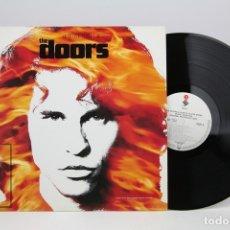 Discos de vinilo: DISCO LP DE VINILO - THE DOORS / OLIVER STONE FILM - ELEKTRA - AÑO 1991 - FRANCIA. Lote 138763801
