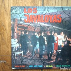 Discos de vinilo: LOS JAVALOYAS - SAPORE DI SALE + HIPPY, HIPPY SHAKE + LA MAMA + DESATA MI CORAZON . Lote 138771158