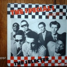 Discos de vinilo: THE SPECIALS - THE GANGSTER + THE SELECTER - THE SELECTER . Lote 138778646