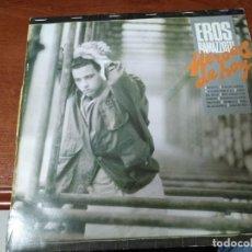 Discos de vinilo: DISCO LP VINILO HEROES DE HOY EROS RAMAZZOTI -HISPAVOX-. Lote 138801094