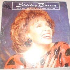 Discos de vinilo: SINGLE SHIRLEY BASSEY HOW DO YOU KEEP THE MUSIC PLAYING. BLANCO Y NEGRO 1991 SPAIN (PROBADO). Lote 138828478