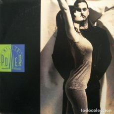Discos de vinilo: WILL TO POWER ?– JOURNEY HOME (ESPAÑA, 1990). Lote 138829390