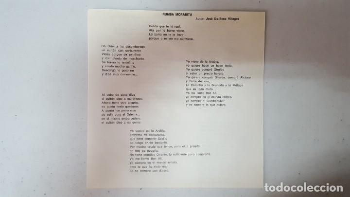 Discos de vinilo: SINGLE / PEPE DA-ROSA / LOTE DE 2 SINGLES - Foto 4 - 138831814