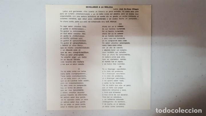 Discos de vinilo: SINGLE / PEPE DA-ROSA / LOTE DE 2 SINGLES - Foto 5 - 138831814