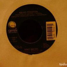 Discos de vinilo: ROD STEWART -- WHAT AM I GONNA DO / DANCIN ALONE / WEA 1983.. Lote 138836458