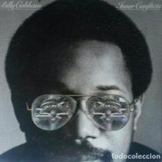 Discos de vinilo: BILLY COBHAM.INNER CONFLICTS.LP. Lote 138840442