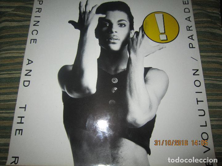 PRINCE - PARADE LP - ORIGINAL ALEMAN - WARNER 1986 GATEFOLD CON FUNDA INT. - MUY NUEVO (5) (Música - Discos - LP Vinilo - Funk, Soul y Black Music)
