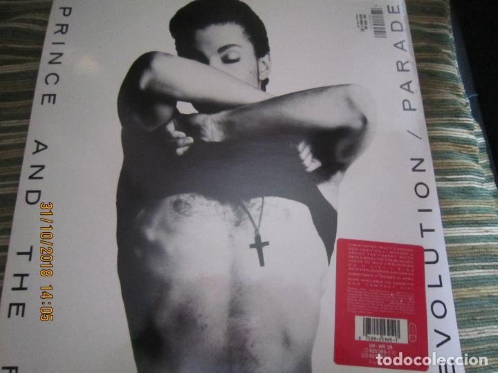 Discos de vinilo: PRINCE - PARADE LP - ORIGINAL ALEMAN - WARNER 1986 GATEFOLD CON FUNDA INT. - MUY NUEVO (5) - Foto 2 - 138846638