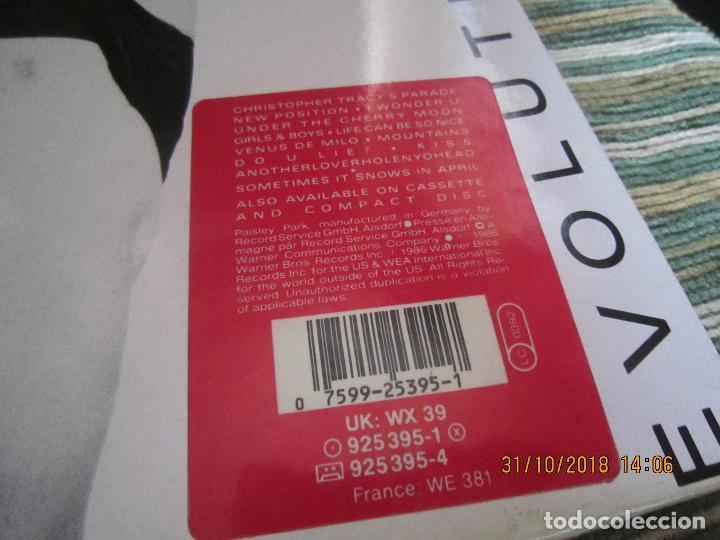 Discos de vinilo: PRINCE - PARADE LP - ORIGINAL ALEMAN - WARNER 1986 GATEFOLD CON FUNDA INT. - MUY NUEVO (5) - Foto 3 - 138846638