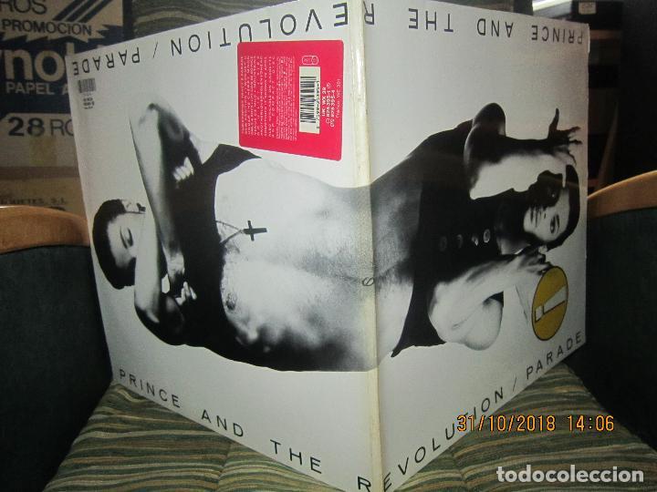 Discos de vinilo: PRINCE - PARADE LP - ORIGINAL ALEMAN - WARNER 1986 GATEFOLD CON FUNDA INT. - MUY NUEVO (5) - Foto 4 - 138846638