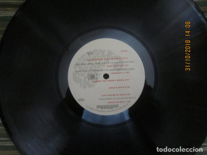 Discos de vinilo: PRINCE - PARADE LP - ORIGINAL ALEMAN - WARNER 1986 GATEFOLD CON FUNDA INT. - MUY NUEVO (5) - Foto 12 - 138846638