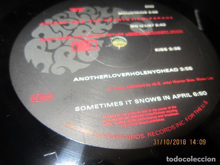 Discos de vinilo: PRINCE - PARADE LP - ORIGINAL ALEMAN - WARNER 1986 GATEFOLD CON FUNDA INT. - MUY NUEVO (5) - Foto 17 - 138846638
