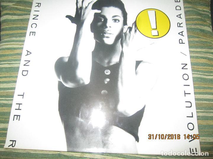Discos de vinilo: PRINCE - PARADE LP - ORIGINAL ALEMAN - WARNER 1986 GATEFOLD CON FUNDA INT. - MUY NUEVO (5) - Foto 21 - 138846638