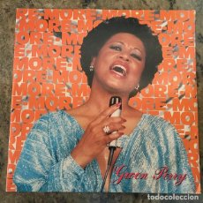 Discos de vinilo: GWEN PERRY . MORE / POWDER . MAXI SINGLE . 1989 ITALY . Lote 138865054