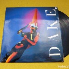 Discos de vinilo: LP-VINILO-DAKE-SOCIEDAD FONOGRAFICA ASTURIANA 1986 (VG++/EX) . Lote 138867314