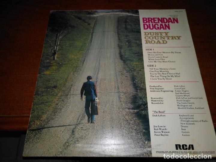 Discos de vinilo: BRENDAN DUGAN, DUSTY COUNTRY ROAD. - Foto 2 - 138903858